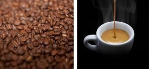 Kaffeebohnen - Zubereitung